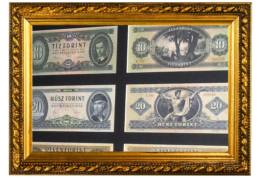 Papír bankjegy ritkaságok