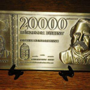 20000-ft-forint-bankjegybankjegyveret353-g-ritka-ajandek