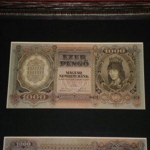 5468ff2532172-1943-mas-1000-pengo-2-db-antik-bankjegysorszamkeretben