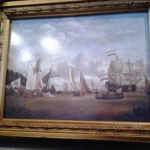 58205040a160e-vitorlas-tengeri-csata-antik-porcelan-kep-arany-keret-ritka