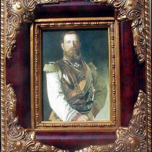 adcd095c-antik-1874-es-nemet-csaszar-portre-festmeny-porcelan-kep
