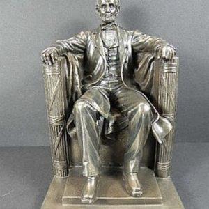 amerikai-elnok-porcelan-bronz-szoborwashingtonlincoln