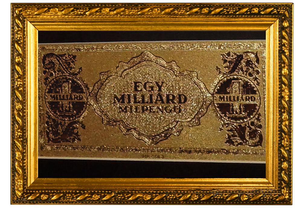Történelmi arany bankjegyek és érem ritkaságok