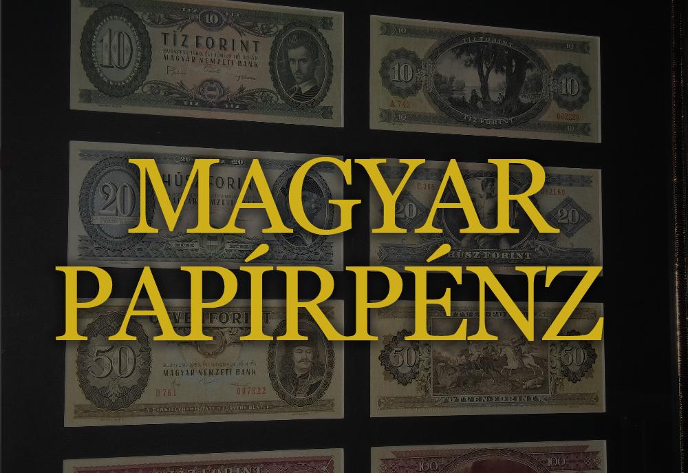 Magyar papírpénz