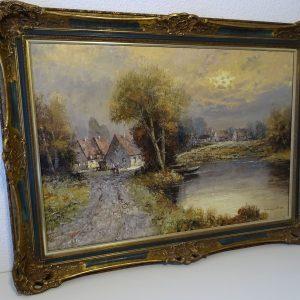 5a5645eeac16f-eredeti-szignalt-mestermucsodas-falusi-idill-festmeny-antik-olajfestmeny-luxus-barokk-arany-keret
